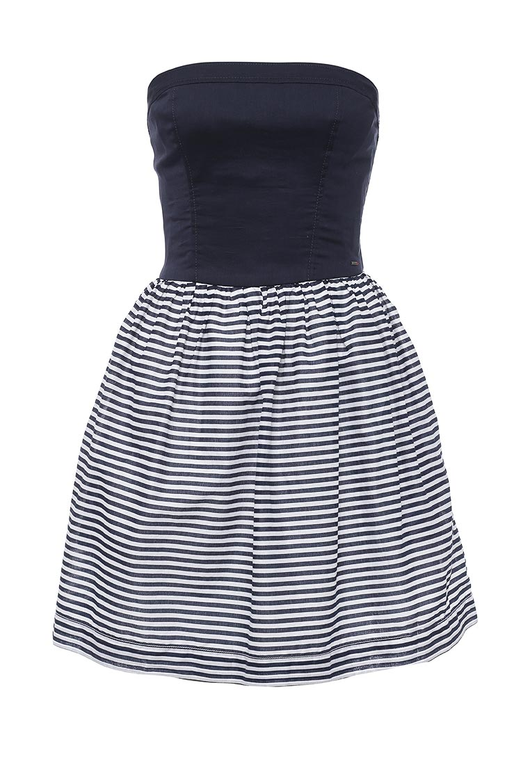 Платье TommyHilfigerDenim (Томми Хилфигер Деним) DW0DW02128