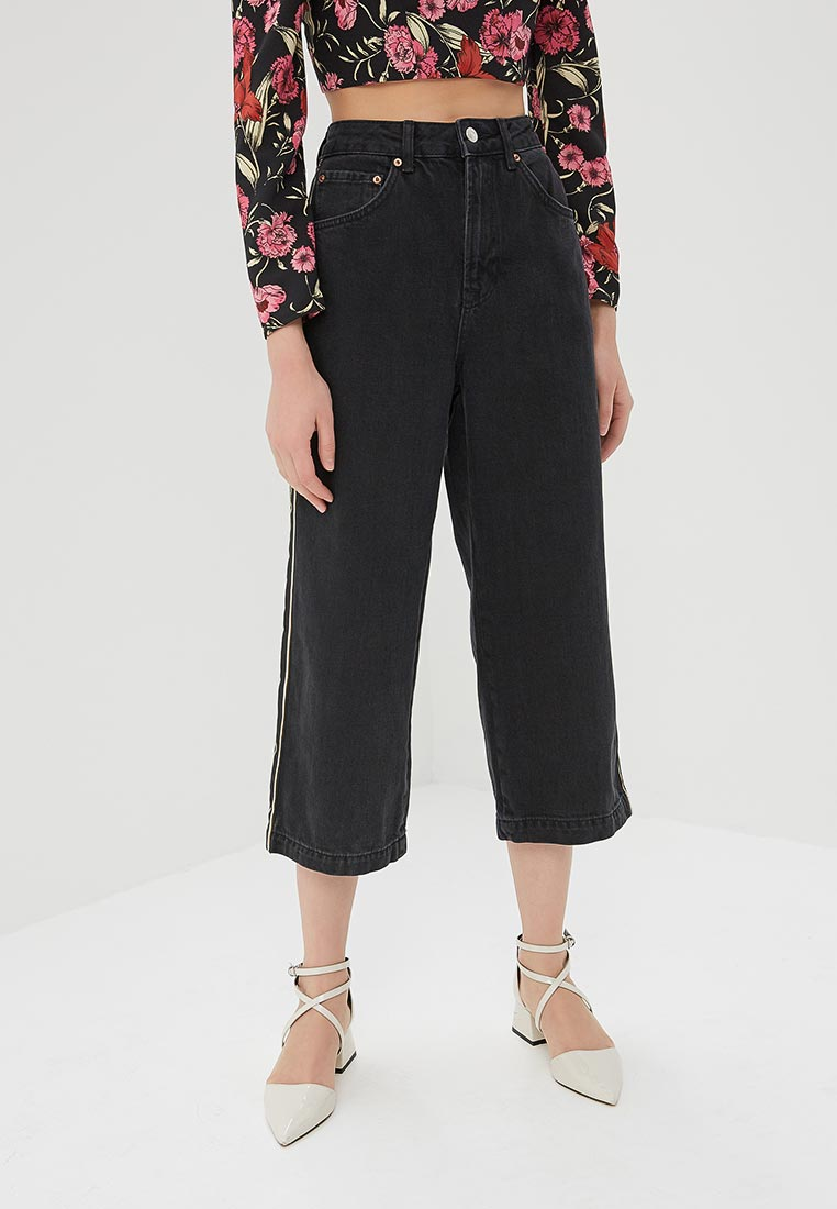 Широкие и расклешенные джинсы Topshop (Топ Шоп) 02C14MWBK