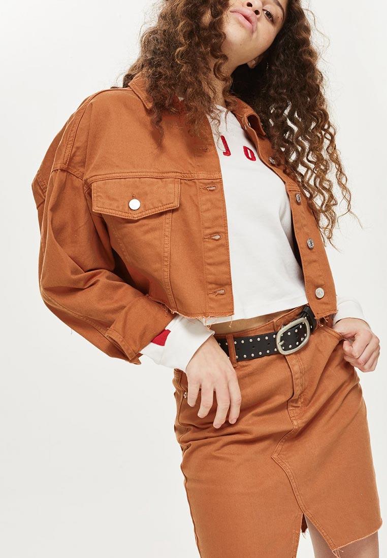 Джинсовая куртка Topshop (Топ Шоп) 05J18NRST