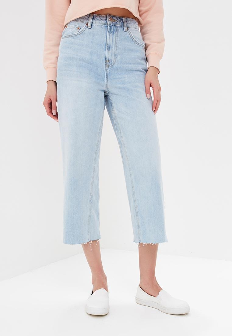 Широкие и расклешенные джинсы Topshop (Топ Шоп) 02C09NBLC