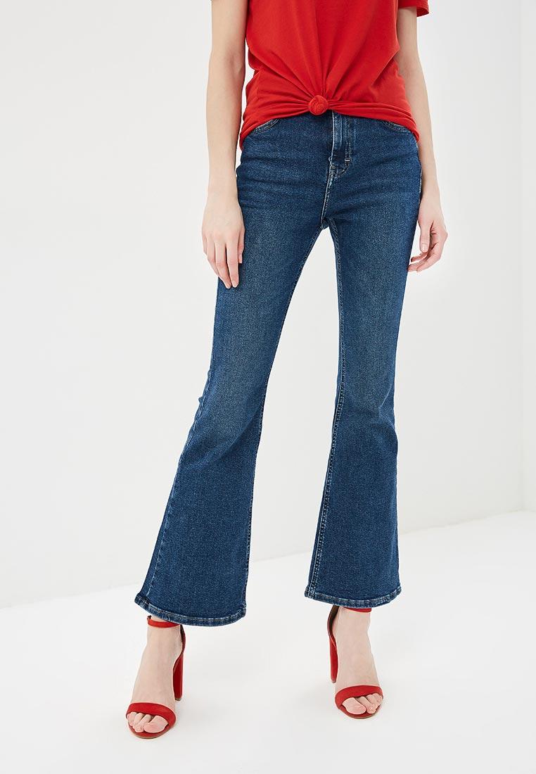 Широкие и расклешенные джинсы Topshop (Топ Шоп) 02F07NIND