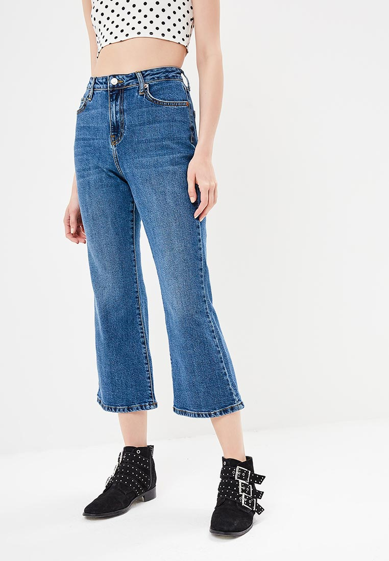 Широкие и расклешенные джинсы Topshop (Топ Шоп) 02F01NDST