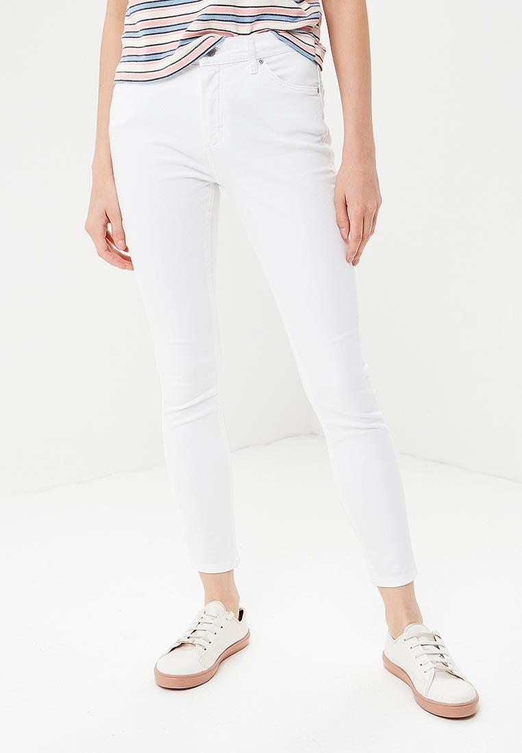 Зауженные джинсы Topshop (Топ Шоп) 02L04NWHT