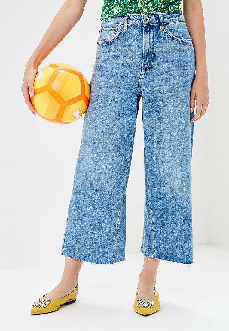 Широкие и расклешенные джинсы Topshop (Топ Шоп) 02C10NMDT