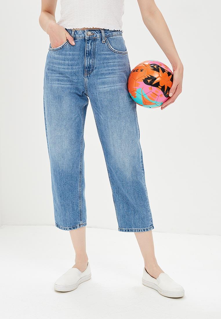 Прямые джинсы Topshop (Топ Шоп) 02G04NMDT
