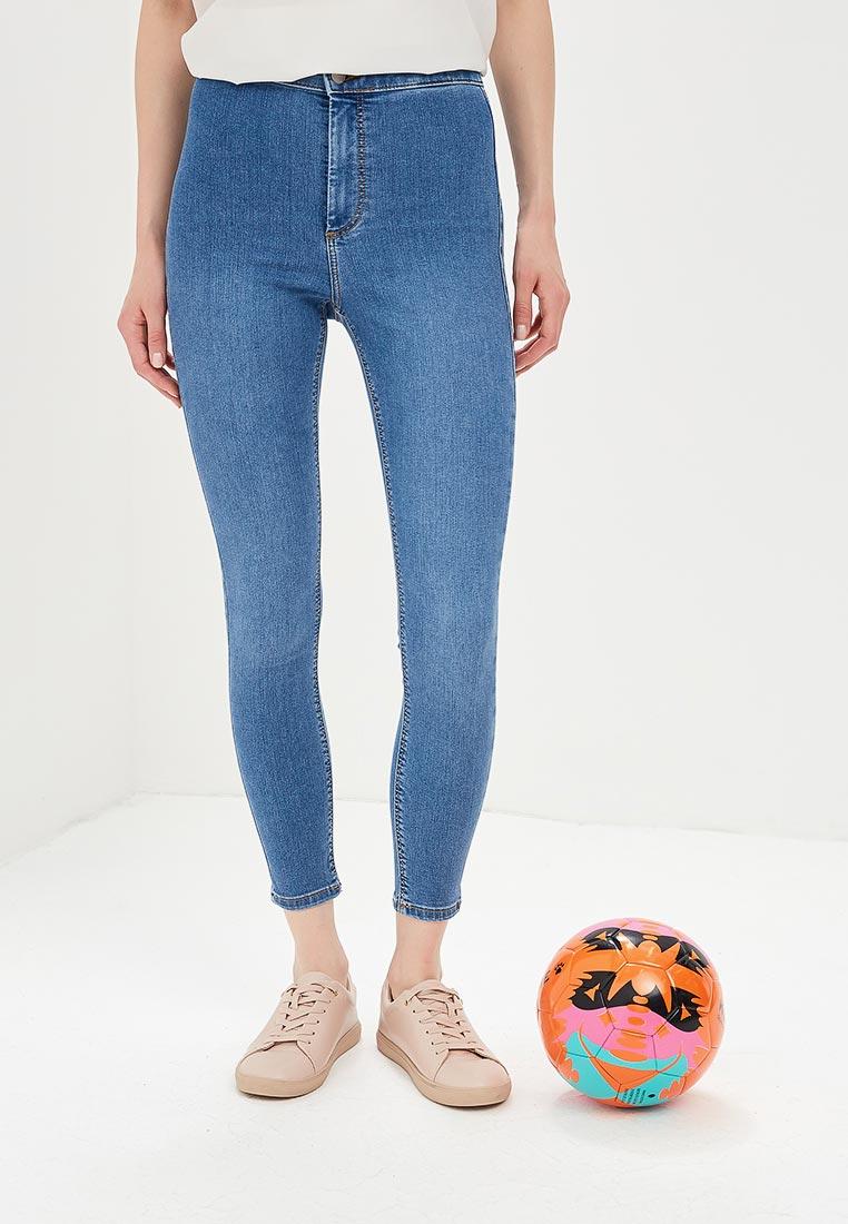 Зауженные джинсы Topshop (Топ Шоп) 02J32NMDT
