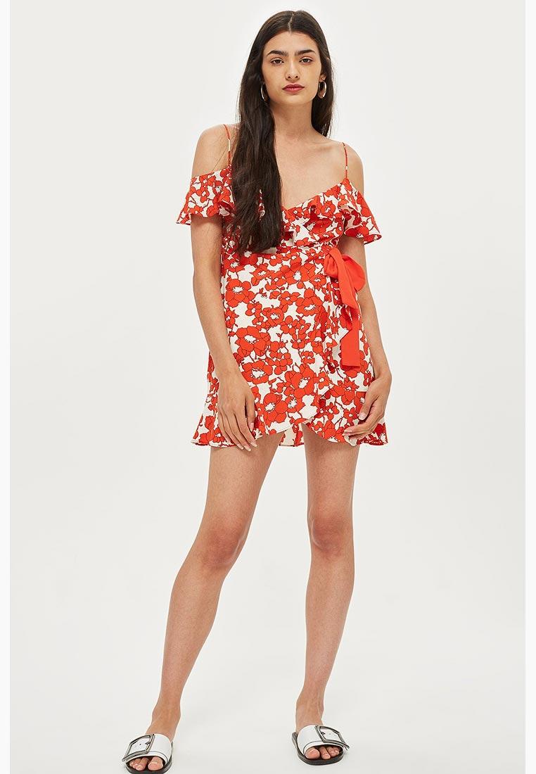 Платье Topshop (Топ Шоп) 10G15NRED: изображение 3