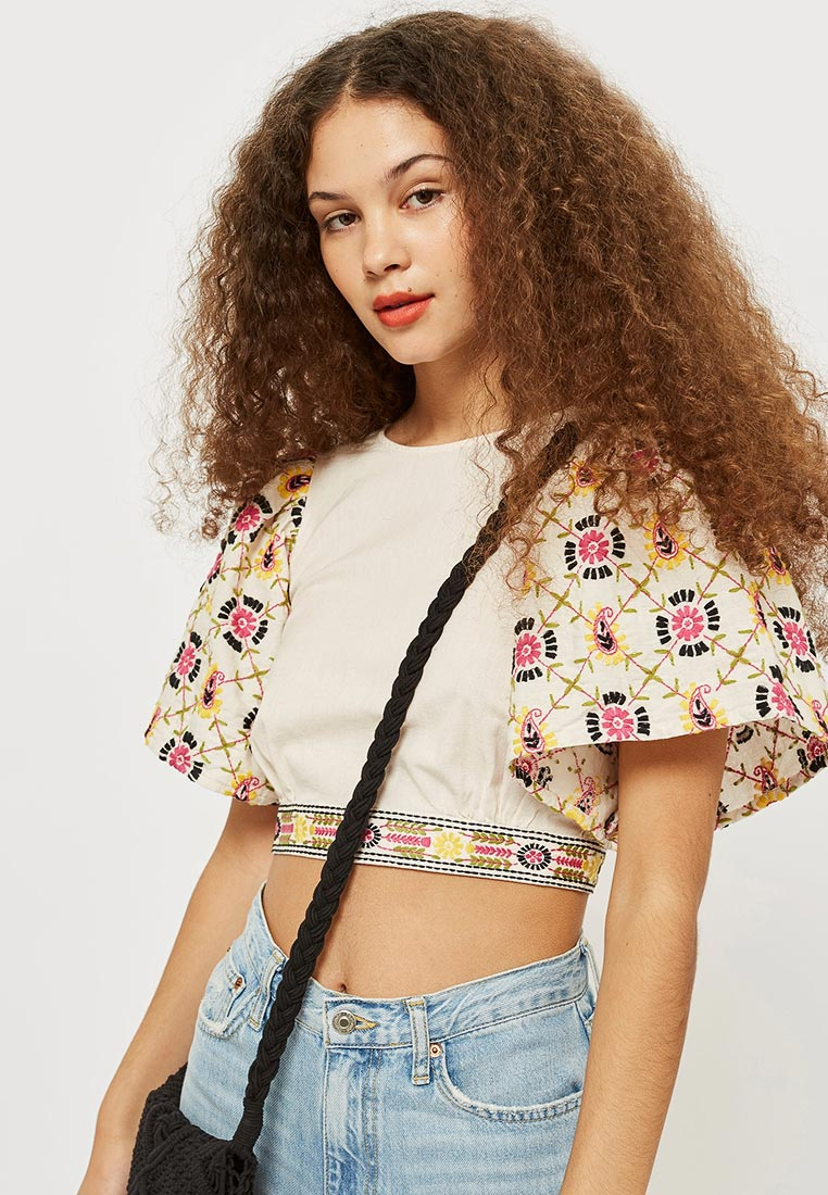 Блуза Topshop (Топ Шоп) 13Q14NMUL