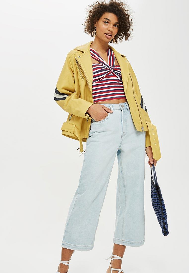 Широкие и расклешенные джинсы Topshop (Топ Шоп) 02C06NBLC