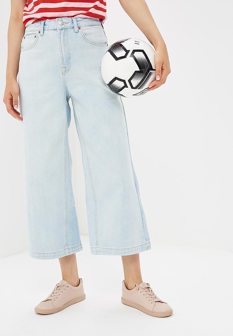 Широкие и расклешенные джинсы Topshop (Топ Шоп) 02C07NBLC