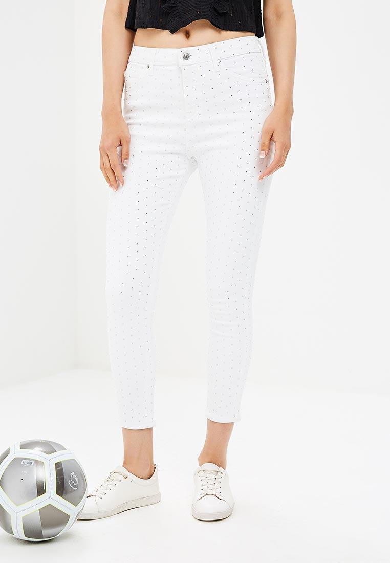 Зауженные джинсы Topshop (Топ Шоп) 02K37NWHT: изображение 4