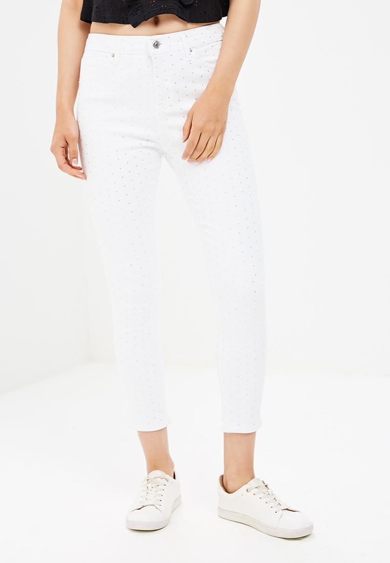 Зауженные джинсы Topshop (Топ Шоп) 02K37NWHT: изображение 5