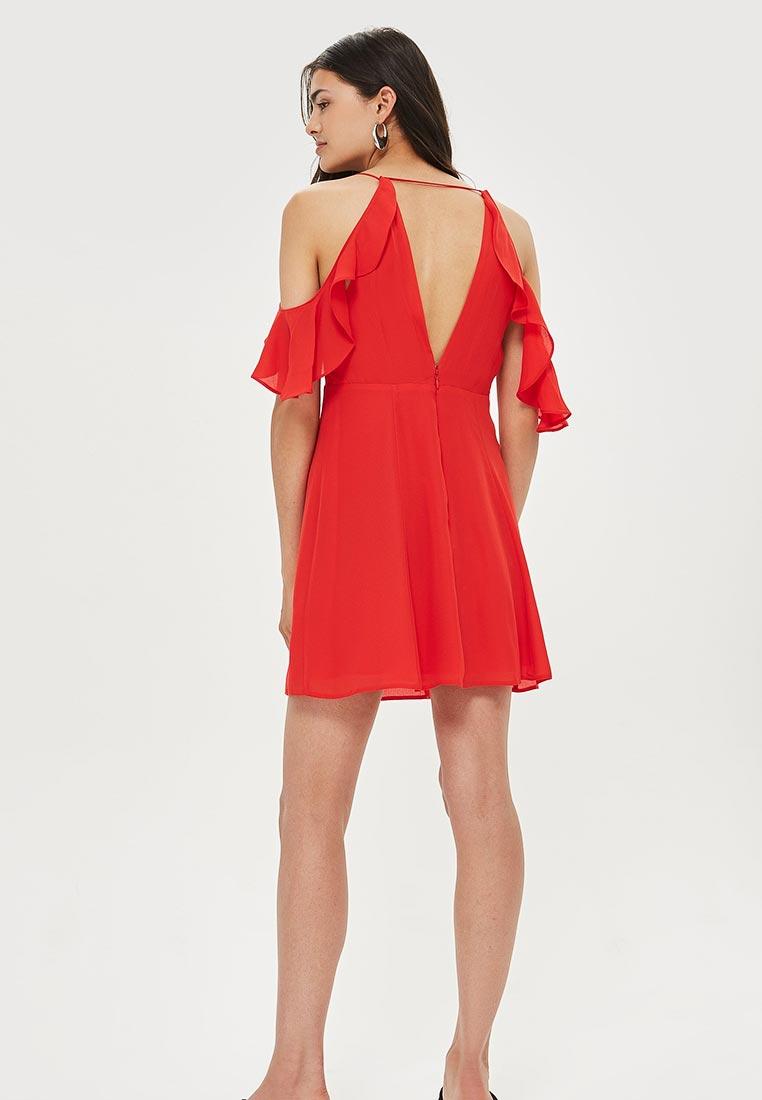Вечернее / коктейльное платье Topshop (Топ Шоп) 35W12NRED: изображение 4