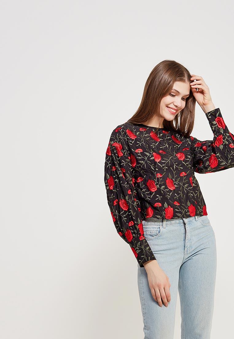 Блуза Topshop (Топ Шоп) 13W14MBLK