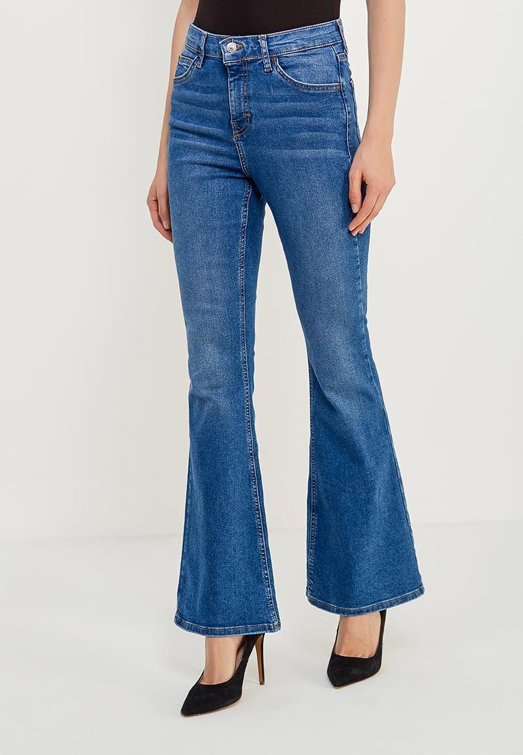 Широкие и расклешенные джинсы Topshop (Топ Шоп) 02Y64MMDT