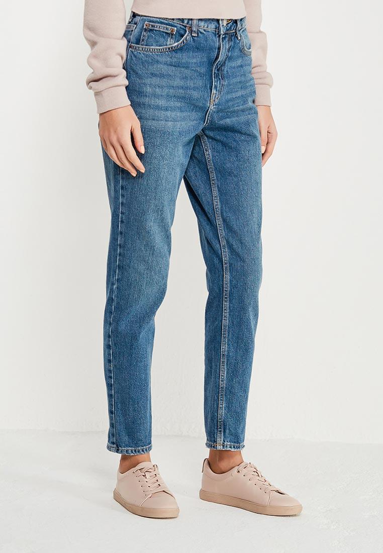 Зауженные джинсы Topshop (Топ Шоп) 02M10MBLG