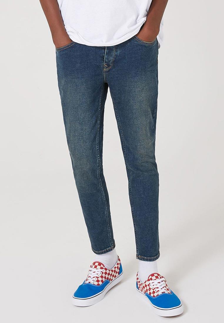 Зауженные джинсы Topman (Топмэн) 69D20ODST: изображение 3