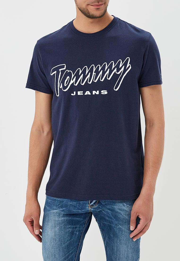 Футболка с коротким рукавом Tommy Jeans DM0DM04519