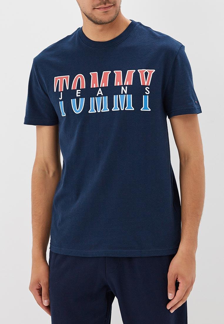 Футболка с коротким рукавом Tommy Jeans DM0DM04522
