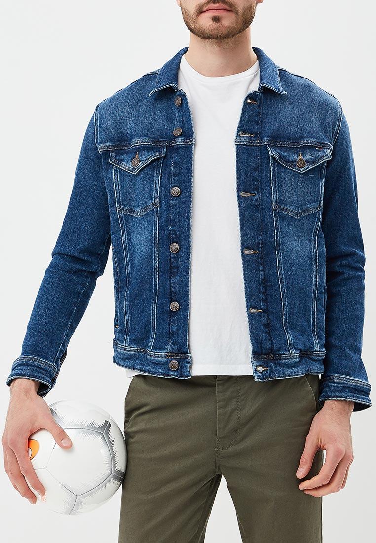 Джинсовая куртка Tommy Jeans DM0DM04760