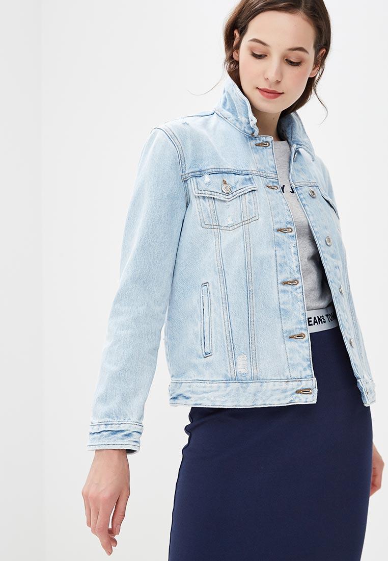 Джинсовая куртка Tommy Jeans DW0DW04770