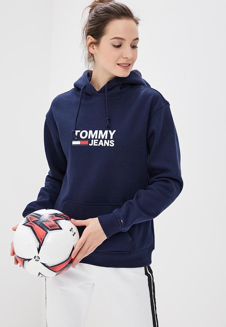 Женские худи Tommy Jeans DW0DW05400