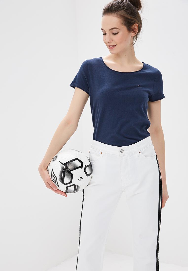 Футболка с коротким рукавом Tommy Jeans DW0DW05406