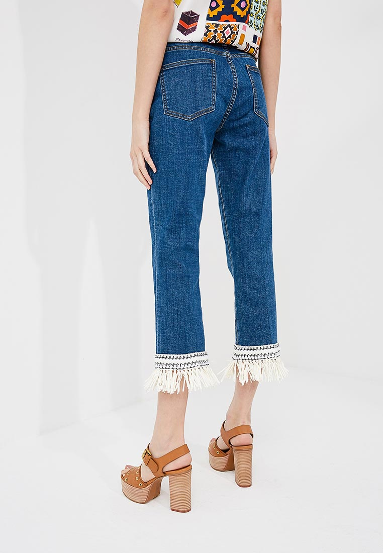 Зауженные джинсы Tory Burch 46325: изображение 7