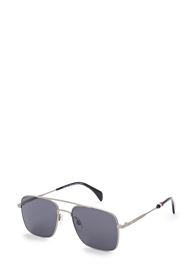 Мужские солнцезащитные очки Tommy Hilfiger (Томми Хилфигер) TH 1537/S