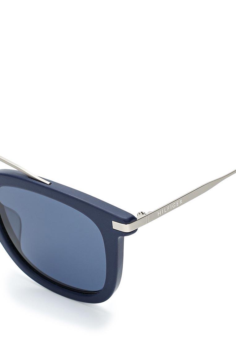 Мужские солнцезащитные очки Tommy Hilfiger (Томми Хилфигер) TH 1515/S: изображение 6