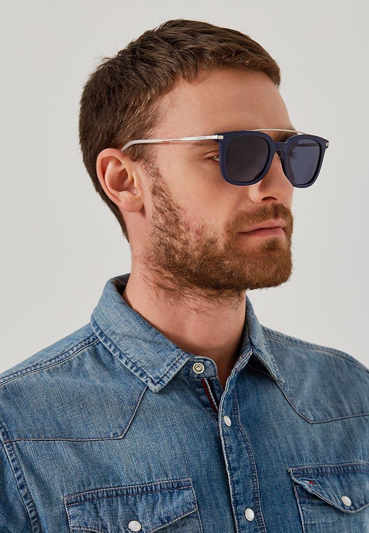 Мужские солнцезащитные очки Tommy Hilfiger (Томми Хилфигер) TH 1515/S: изображение 8