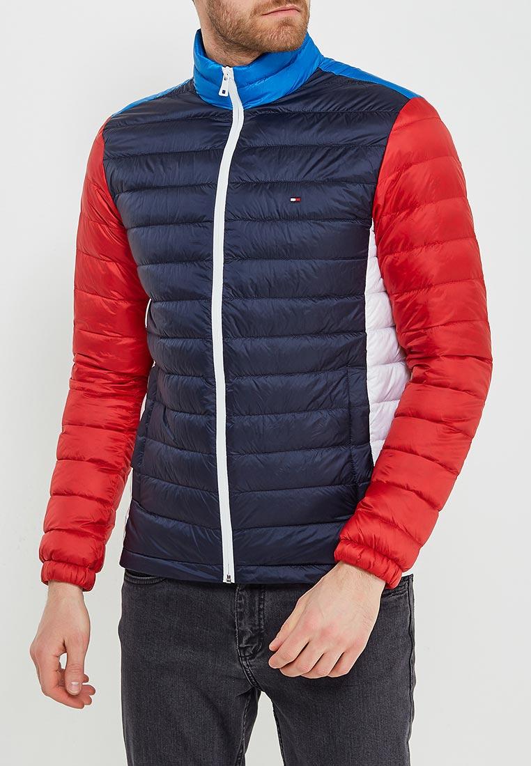 Утепленная куртка Tommy Hilfiger (Томми Хилфигер) MW0MW07352