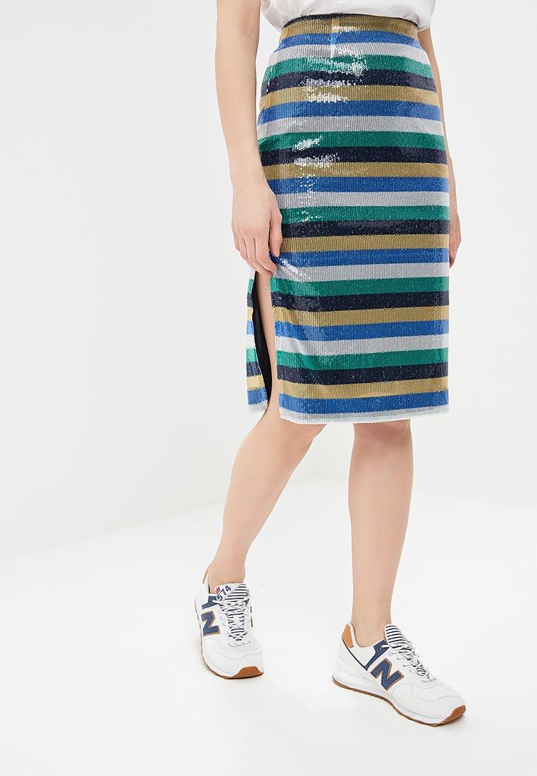 Прямая юбка Tommy Hilfiger (Томми Хилфигер) WW0WW21600