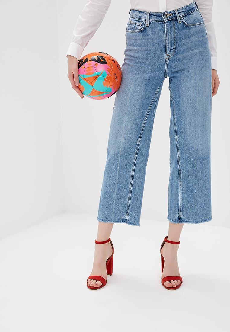 Широкие и расклешенные джинсы Tommy Hilfiger (Томми Хилфигер) WW0WW22273