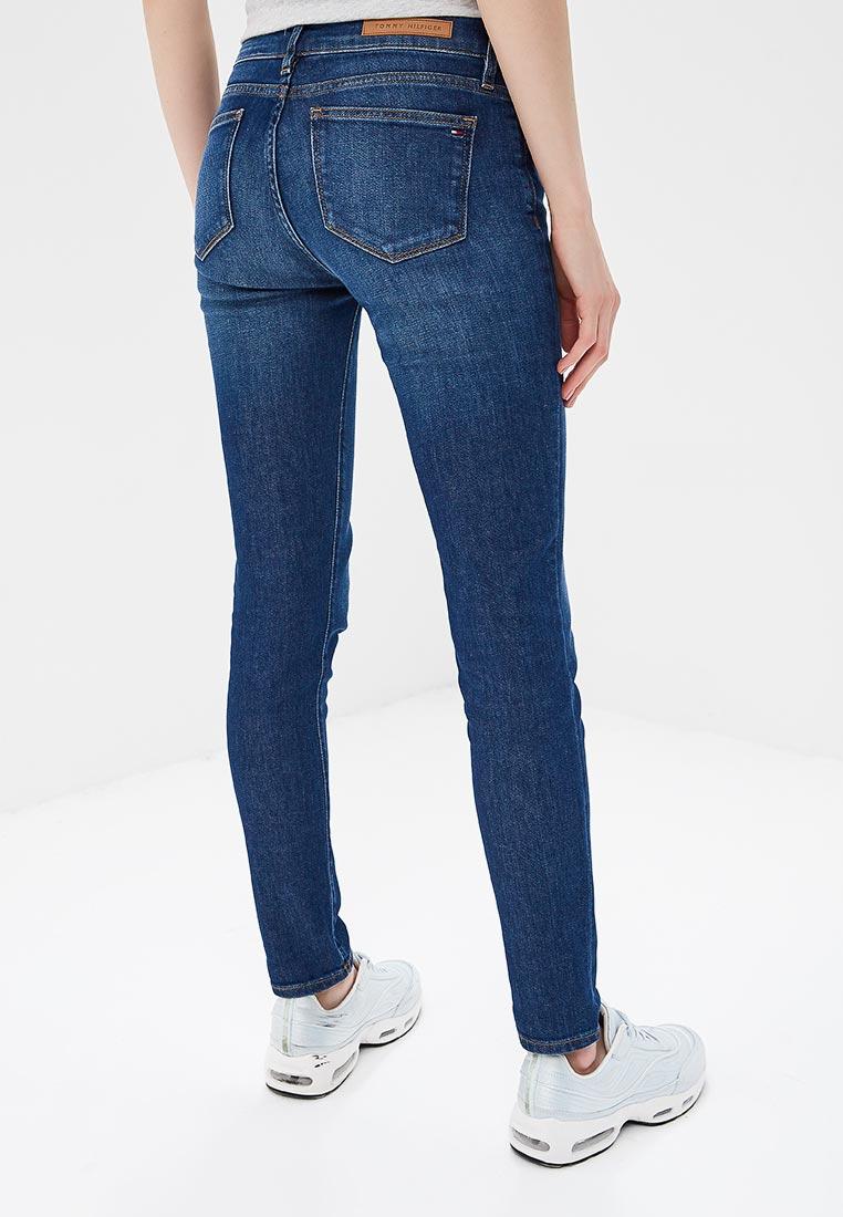 Зауженные джинсы Tommy Hilfiger (Томми Хилфигер) WW0WW22275: изображение 7