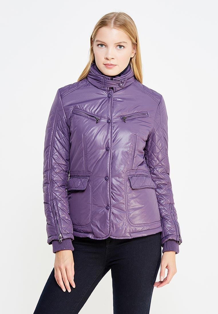 Утепленная куртка Trussardi Collection GAIA SIAMANNA