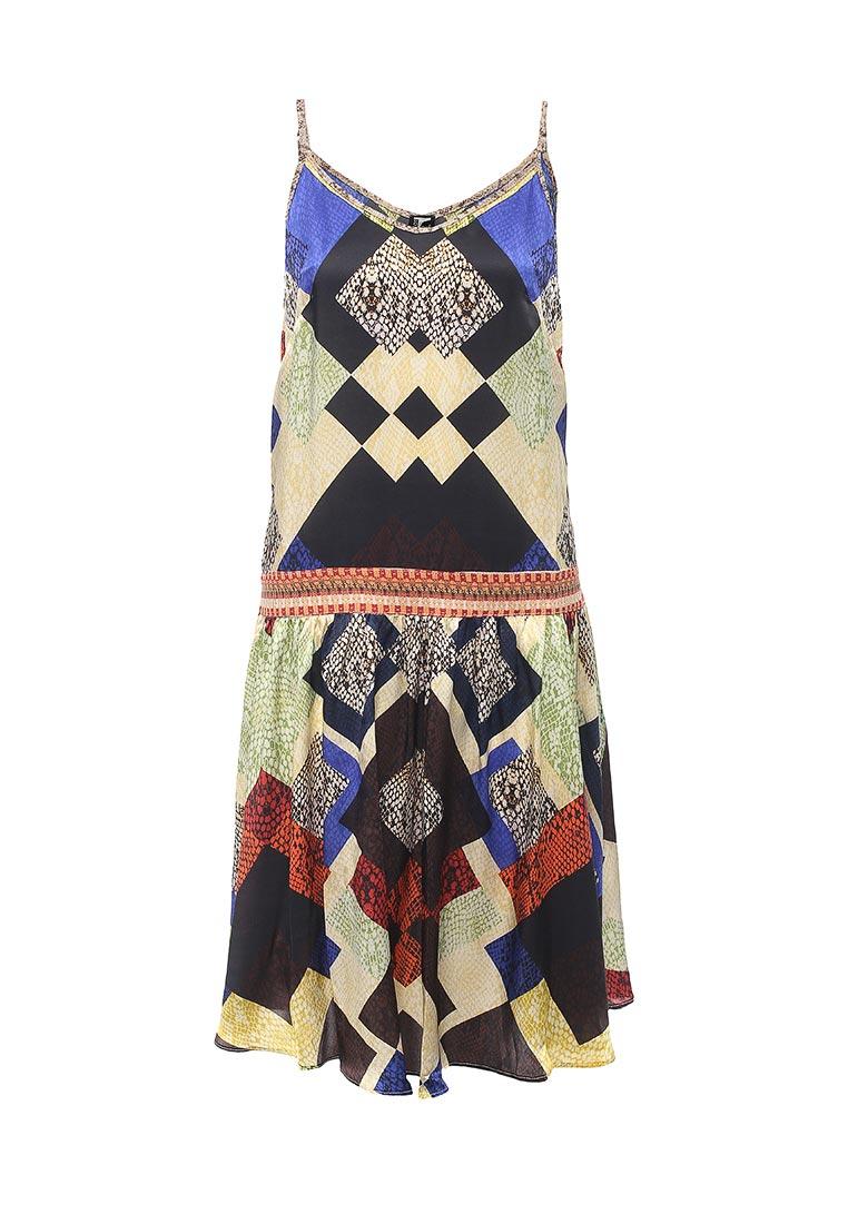 Повседневное платье Tricot Chic D612