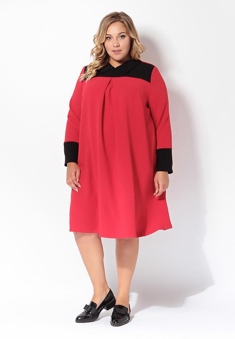 Повседневное платье Tutto Bene Plus 6658