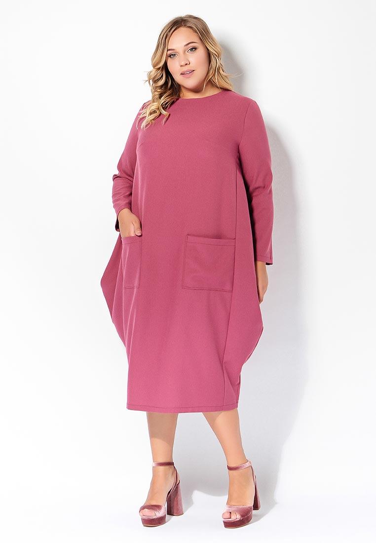 Платье-миди Tutto Bene Plus 6700
