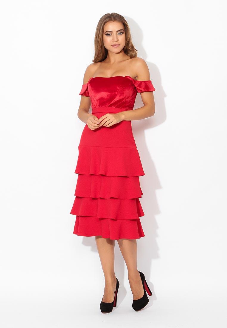 Вечернее / коктейльное платье Tutto Bene 6508
