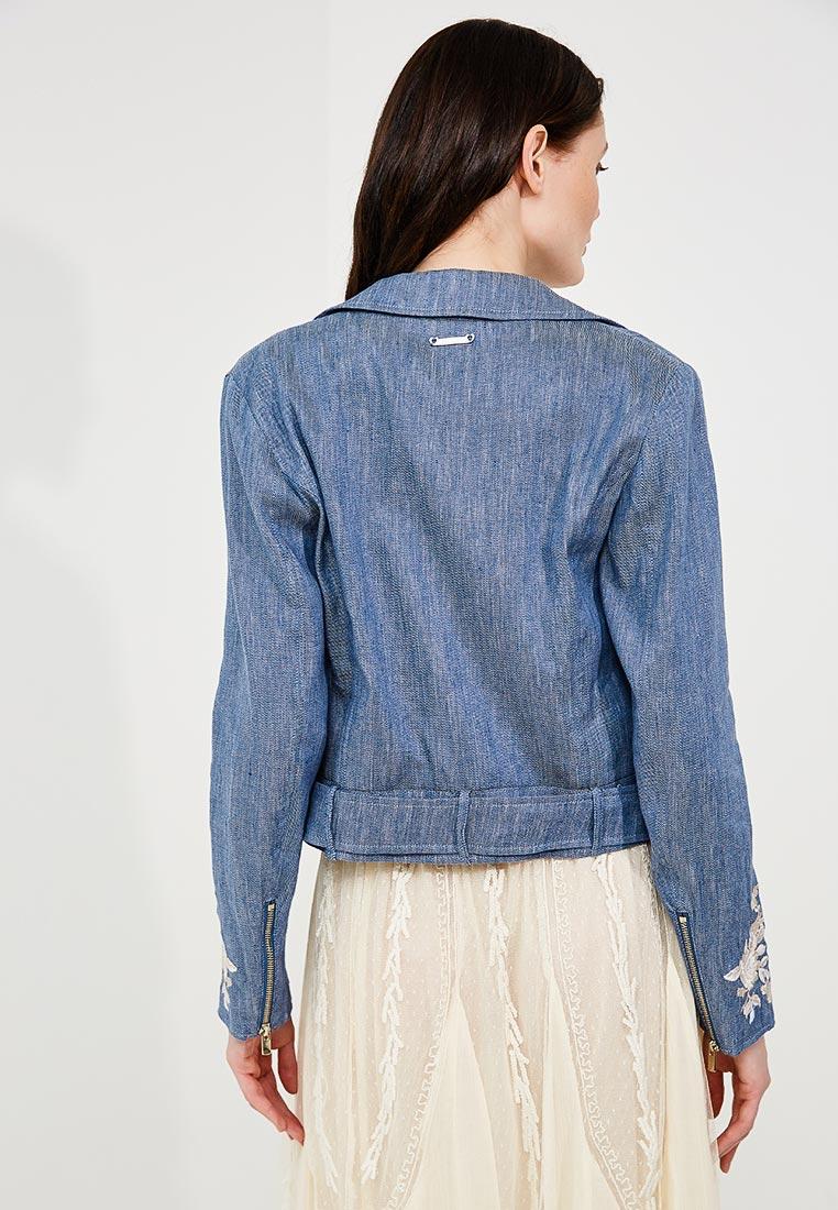 Кожаная куртка Twin-Set Simona Barbieri TS82YN: изображение 7