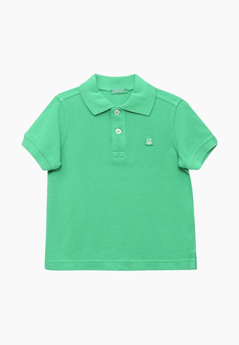 Поло United Colors of Benetton (Юнайтед Колорс оф Бенеттон) 3089C3091