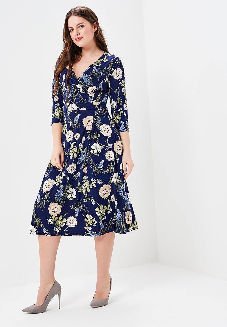 Вязаное платье VAY 3404