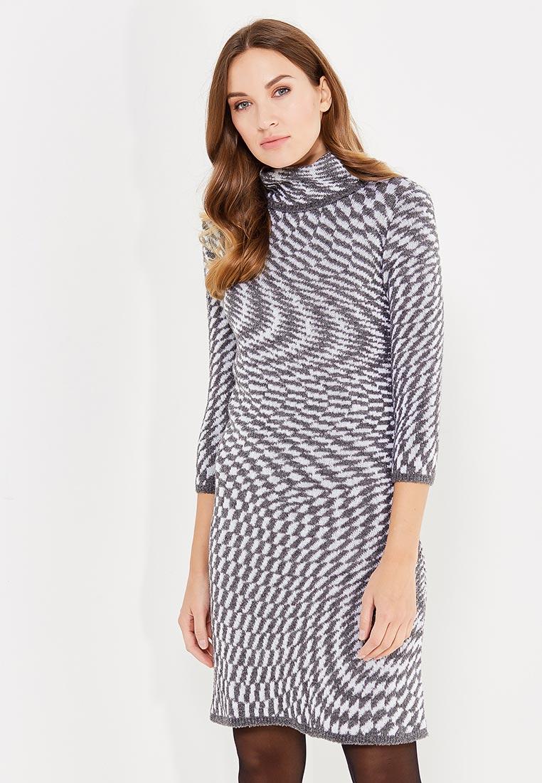 Вязаное платье VAY 2220