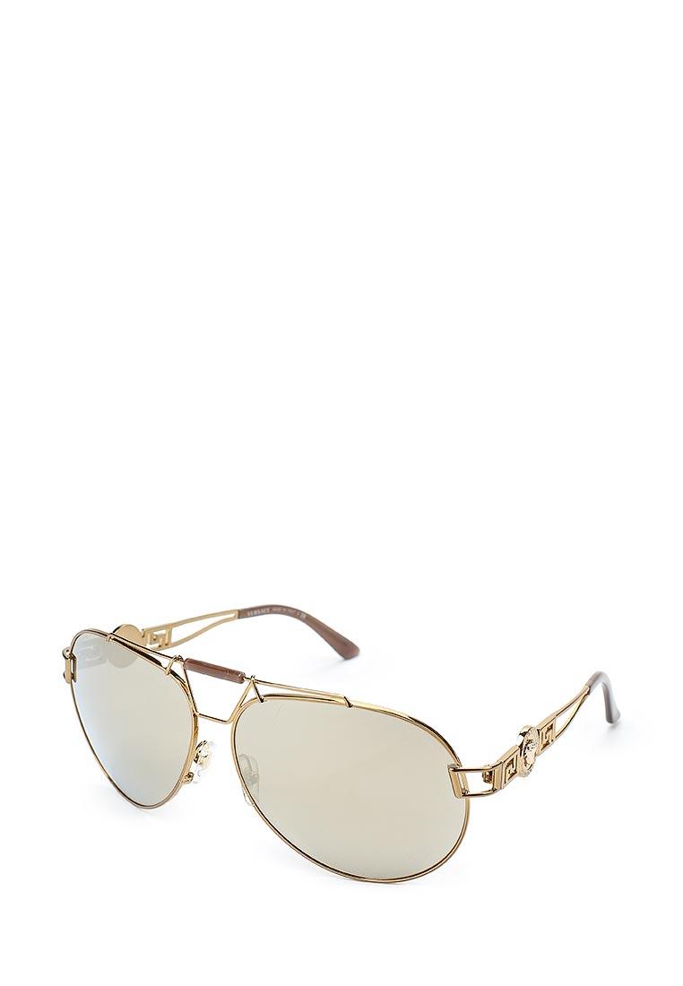 Женские солнцезащитные очки Versace 0VE2160