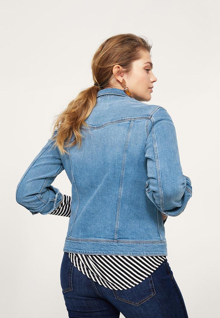 Джинсовая куртка Violeta by Mango (Виолетта бай Манго) 23063596: изображение 4