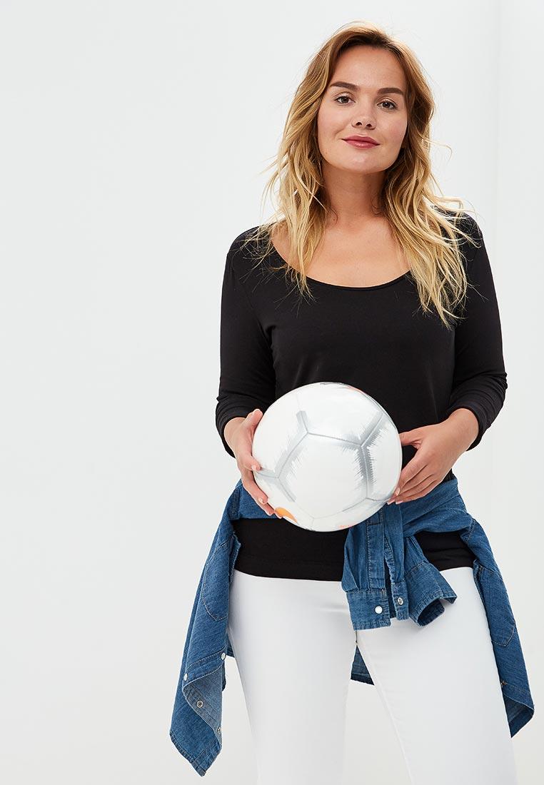 Футболка с длинным рукавом Violeta by Mango (Виолетта бай Манго) 33010524
