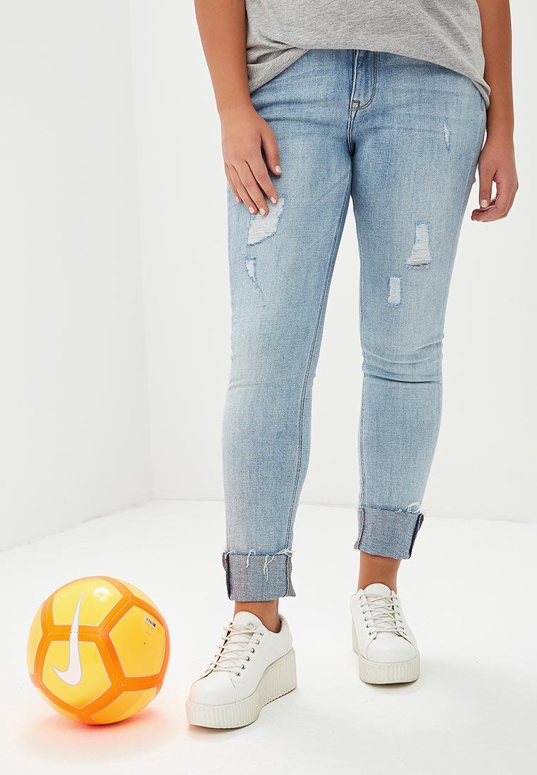 Зауженные джинсы Violeta by Mango (Виолетта бай Манго) 33000639