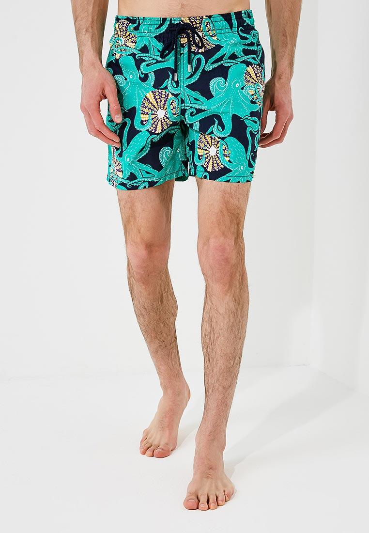 Мужские шорты для плавания Vilebrequin MOO8033E/390