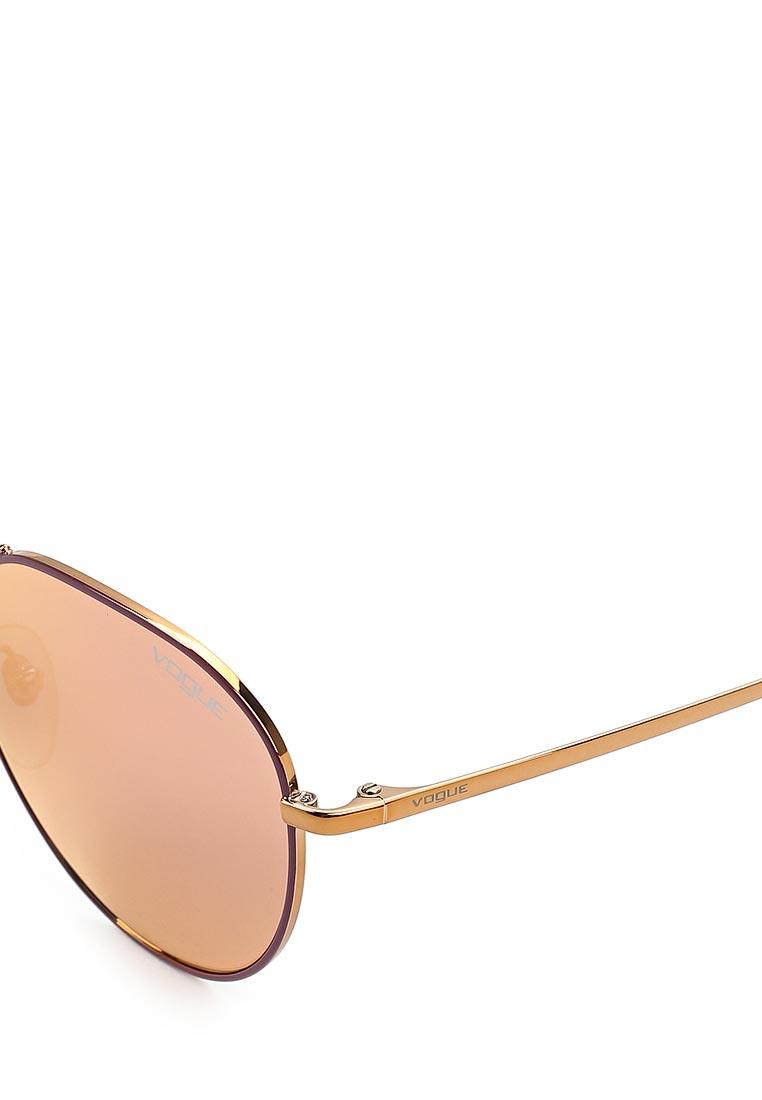 Женские солнцезащитные очки Vogue® Eyewear 0VO4060S: изображение 6